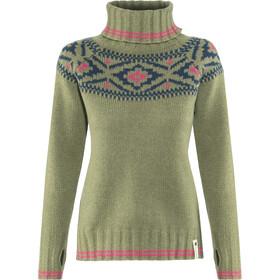 Devold Ona Round Sweater Dame lichen